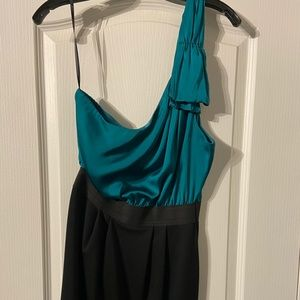 One shoulder Party Dress